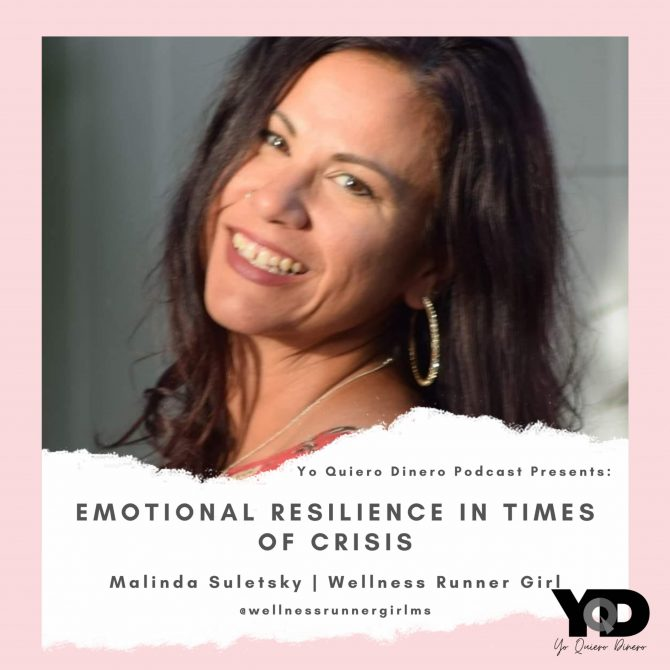 16. Emotional Resilience In Times Of Crisis | Malinda Suletsky, Certified Holistic Life, Health & TCM Mastery Coach