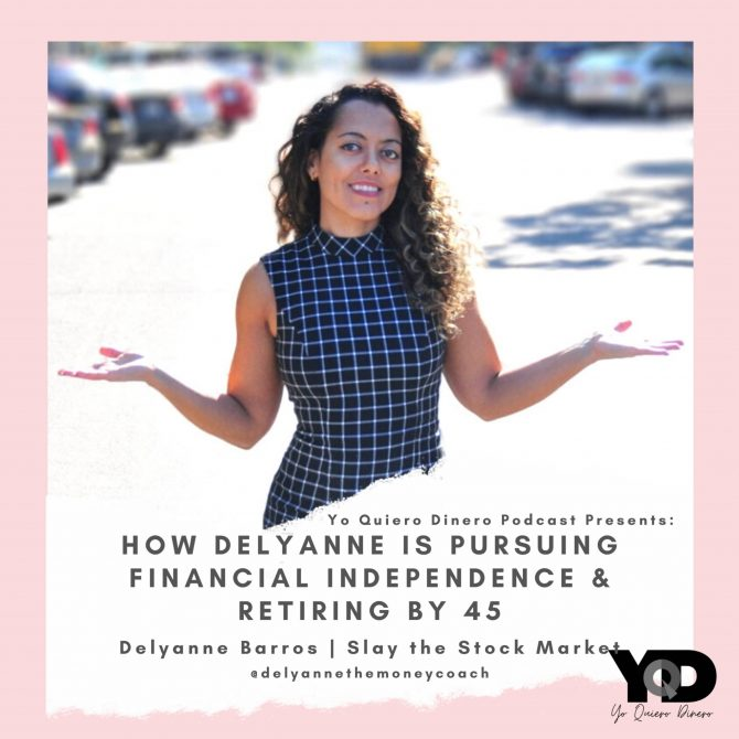 61. (REPLAY) How Delyanne Is Pursuing Financial Independence and Retiring By Age 45 | Delyanne Barros of Slay The Stock Market