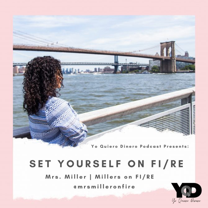 62. (REPLAY) Set Yourself on FI/RE | Mrs. Miller from Millers on FIRE